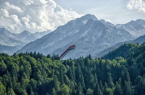Oberstdorf,Reise,News,Freizeit,Tourismus