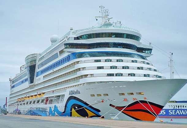 Reise,AIDA,Kreuzfahrt,Tourismus,Urlaub