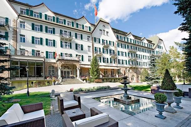 ,Urlaub,Oberengadin,Cresta Palace Hotel,Reise,