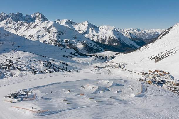 KParks,Bergbahnen Kühtai,Reise,Tourismus,Urlaub