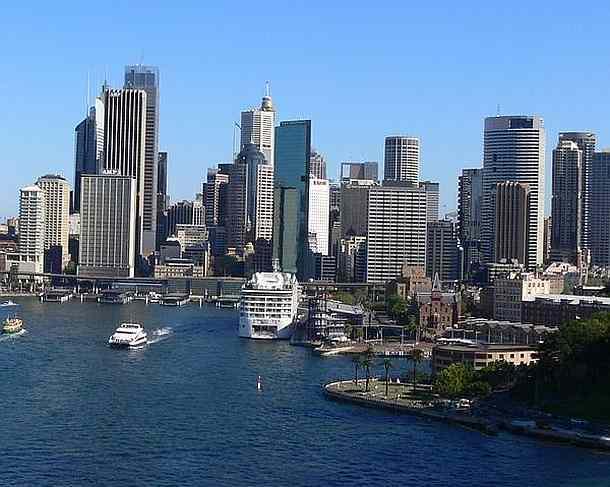 Australien,Sydney,Tourismus,Urlaub,Reise
