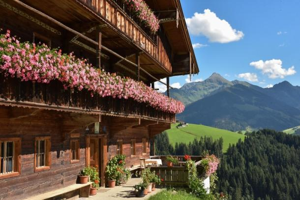 Alpbachtal,Natur, Tourismus,Reise,Urlaub