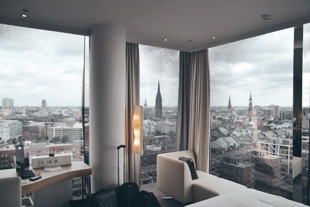 Hotelzimmer,Tourismus,Reisen,Urlaub