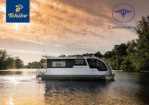 Caravanboat,Tchibo,Reise,News,Tourismus