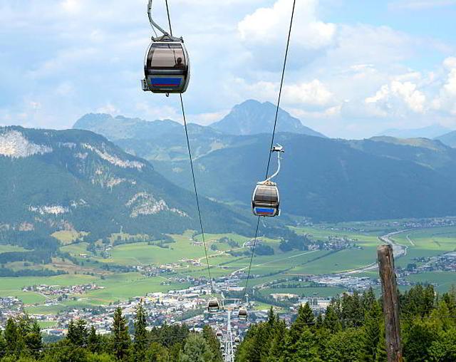 Kitzbühel,Sommersaison,Urlaub,Tourismus,Reisen