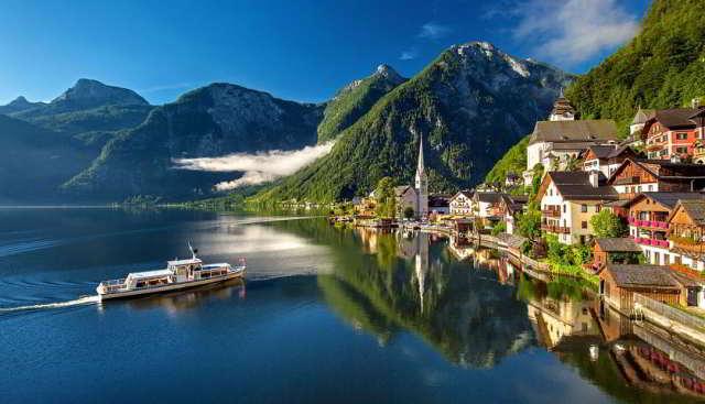 Österreich,Reisen,Tourismus,Urlaub