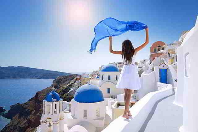 Griechenland,Tourismus,Reise,Urlaub