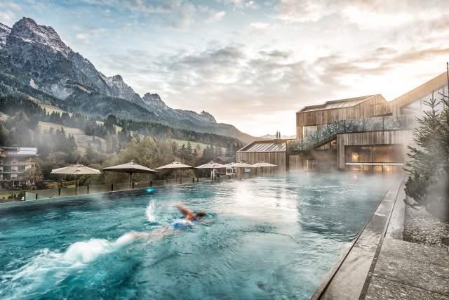 Naturhotel Forsthof,Tourismus,Reise,Urlaub,