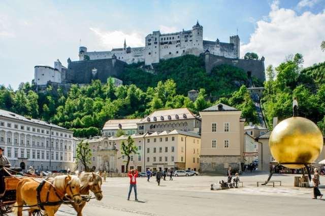 Salzburg,Tourismus,Reise,News