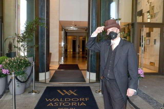 Waldorf Astoria , Hilton, Berlin, Tourismus,Reisen,News