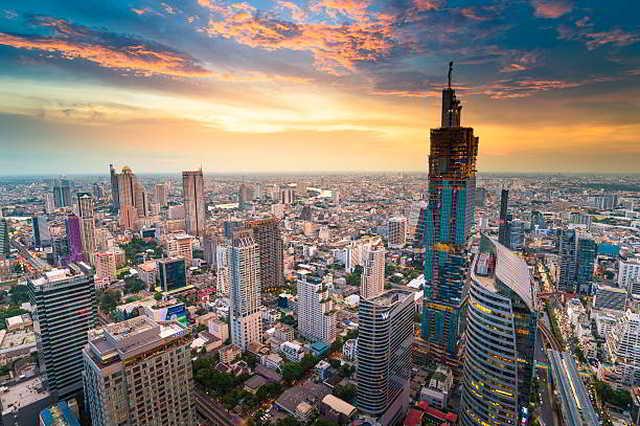 Bangkok,Thailand,Tourismus,Reise,Urlaub