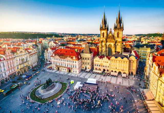 Tschechien,Prag,Tourismus,Urlaub
