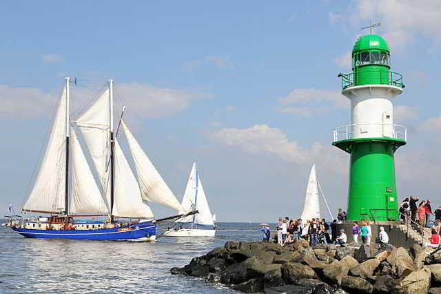 Hanse Sail,Rostock ,Warnemünde,Reise,Tourismus,Aida
